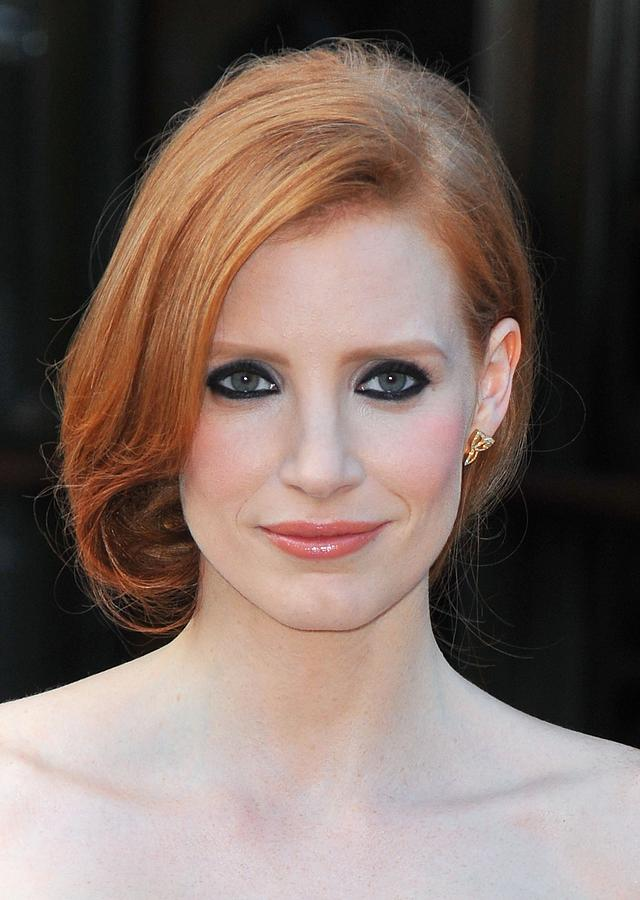 Jessica Chastain Photograph - Jessica Chastain At Arrivals For The by Everett