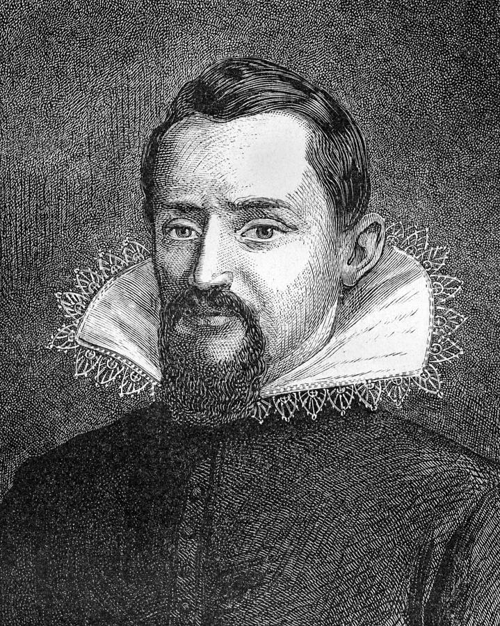 Johannes Kepler Photograph - Johannes Kepler, German Astronomer by