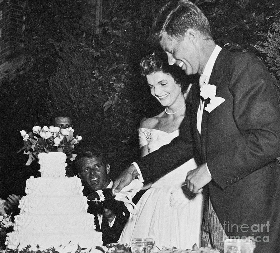 1953 Photograph - John F. Kennedy (1917-1963) by Granger