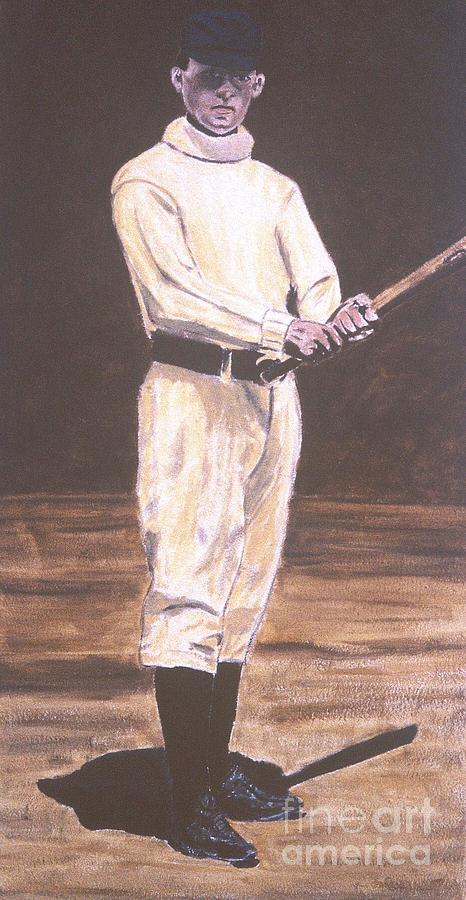 John Mcgraw Painting - John Mcgraw by Ralph LeCompte
