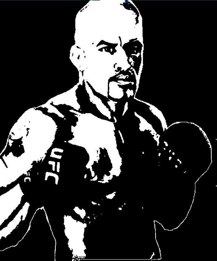 Jorge Rivera Drawing - Jorge Rivera by Audrey Snead