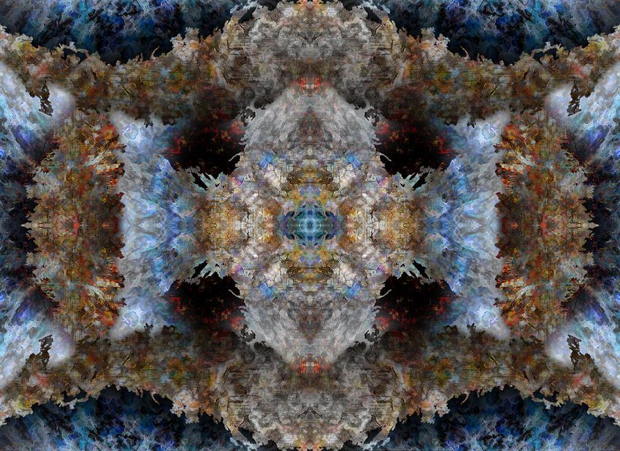 Kaleidoscope Painting - Kaleidoscope by Christopher Gaston