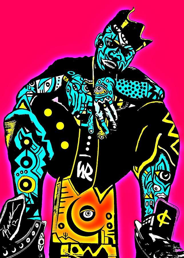 Self Digital Art - Kamoni Khem by Kamoni Khem