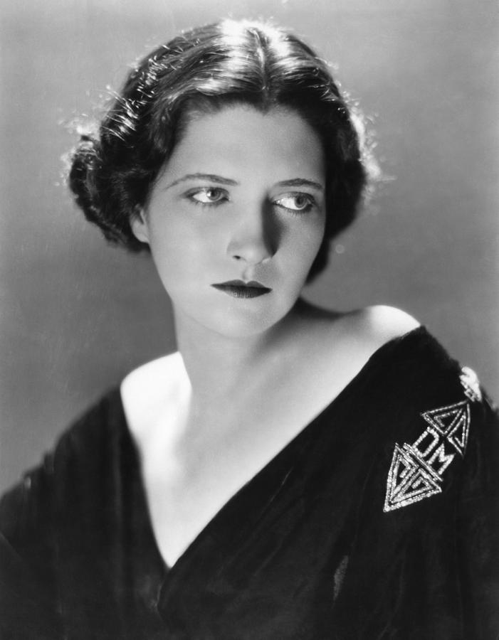 1930s Portraits Photograph - Kay Francis, Circa 1930s by Everett