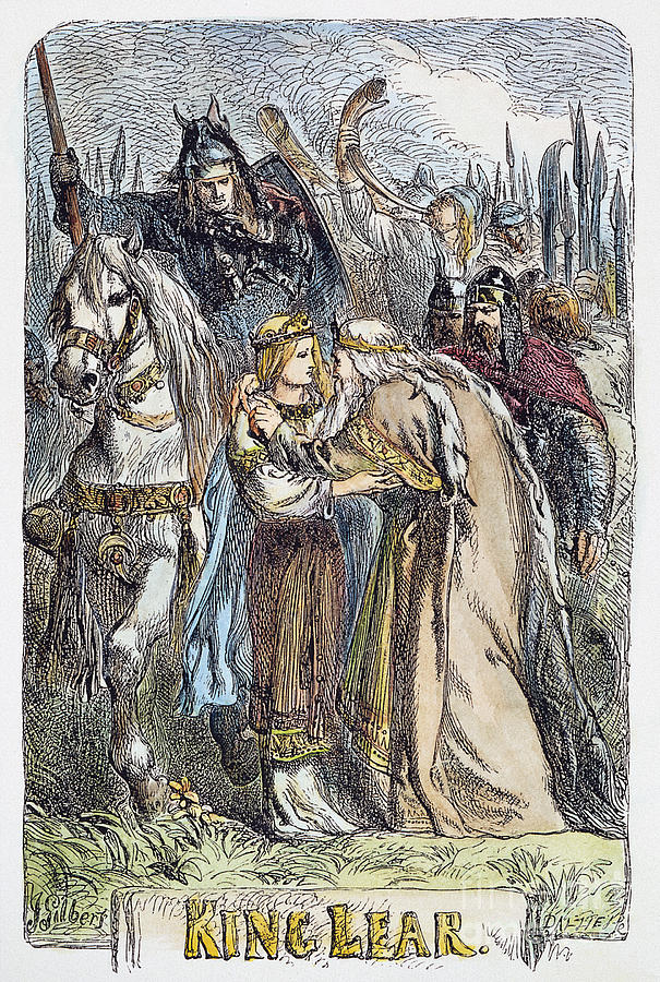 the symbolism of blindness in king lear by william shakespeare King lear study guide contains a biography of william shakespeare, literature essays, a complete e-text, quiz questions, major themes, characters, and a full summary and analysis study guides q & a.