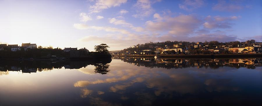Calm Photograph - Kinsale Harbour, Co Cork, Ireland by The Irish Image Collection
