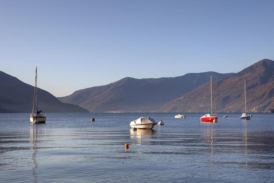 Ascona Photograph - Lago Maggiore by Joana Kruse
