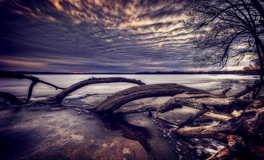 Lake Photograph - Lake Neatahwanta by Everet Regal