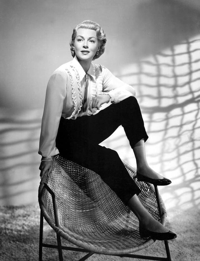 1950s Fashion Photograph - Lana Turner, 1950s by Everett