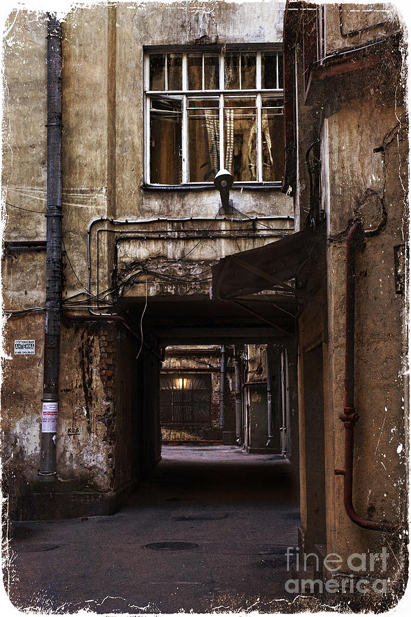 City Photograph - Light At The End Of The Tunnel by Elena Nosyreva