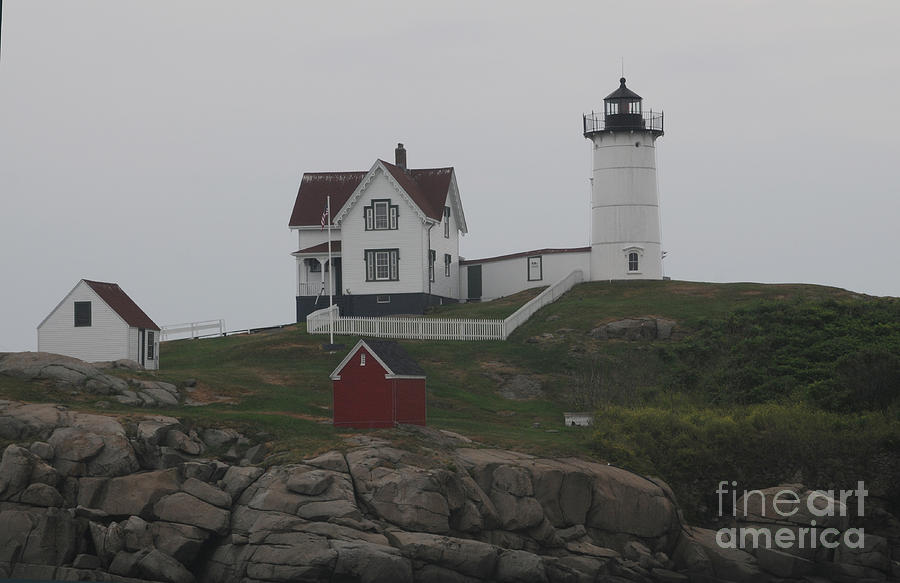 Lighthouse Photograph - Lighthouse by Claire Reilly