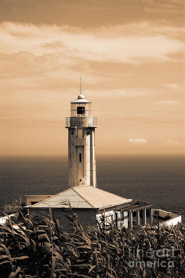 Lighthouse Photograph - Lighthouse by Gaspar Avila