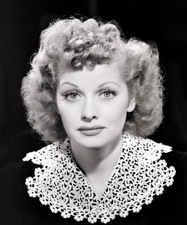 Slice of Cheesecake: Lucille Ball, pictorial