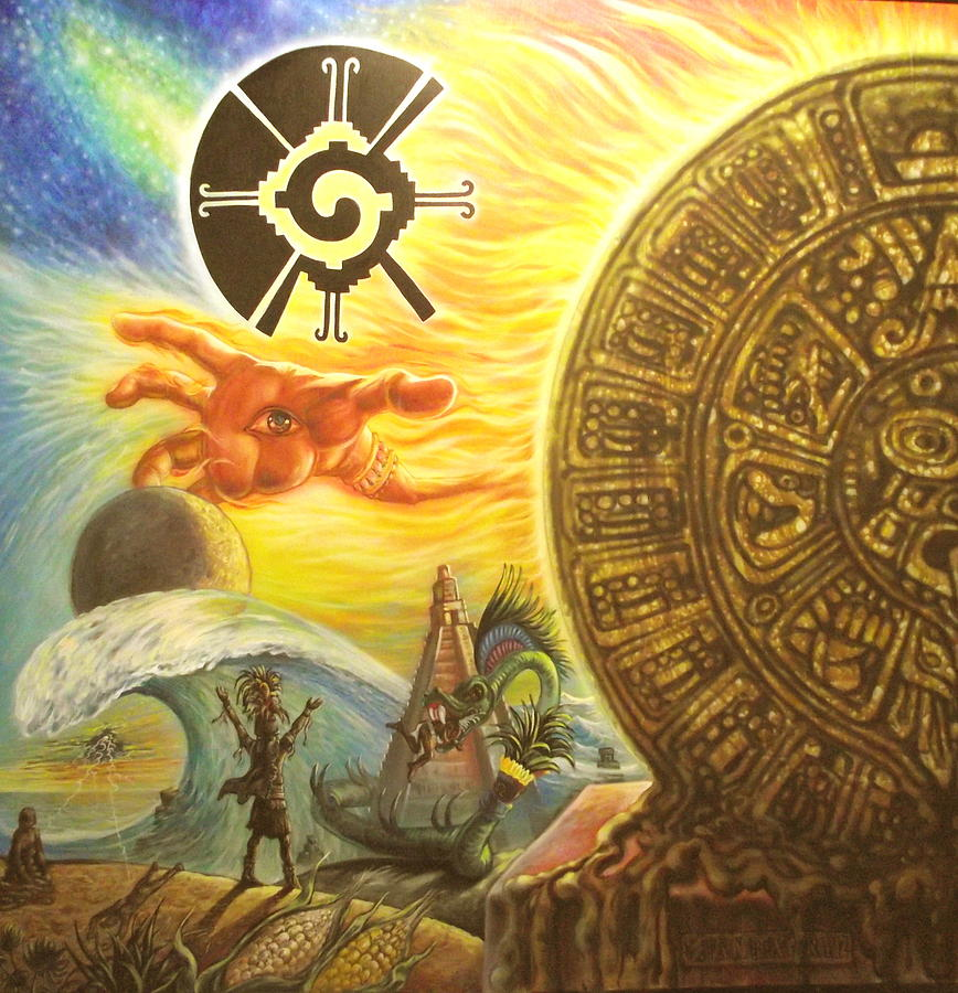 Mayan Predictions 2012 by Joe Santana