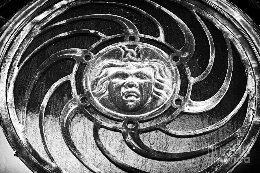 Medusa Photograph - Medusa At Asbury Park by John Rizzuto