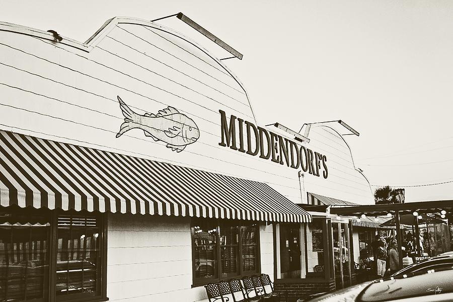 Middendorf's Photograph - Middendorfs by Scott Pellegrin