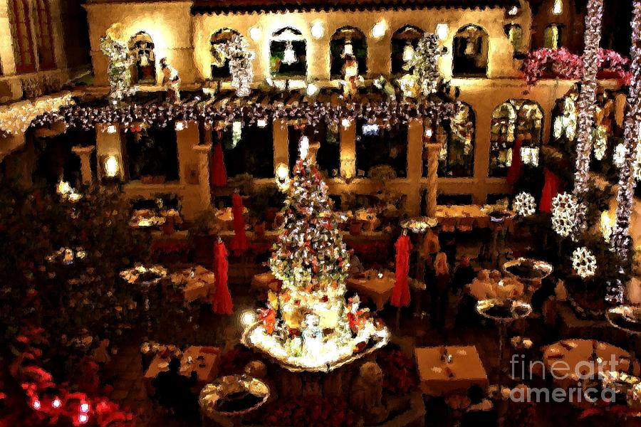 mission inn photograph mission inn christmas 1 by tommy anderson - Mission Inn Christmas