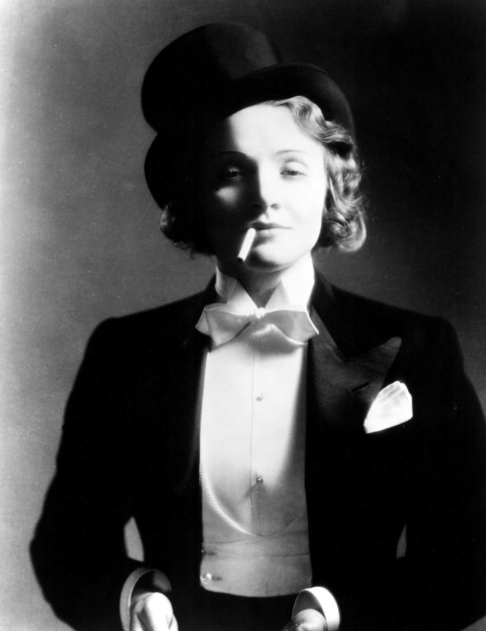 morocco marlene dietrich 1930 photograph by everett. Black Bedroom Furniture Sets. Home Design Ideas