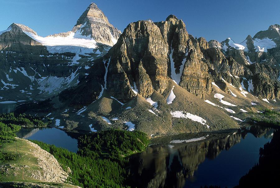 Mt Assiniboine Provincial Park British Photograph By