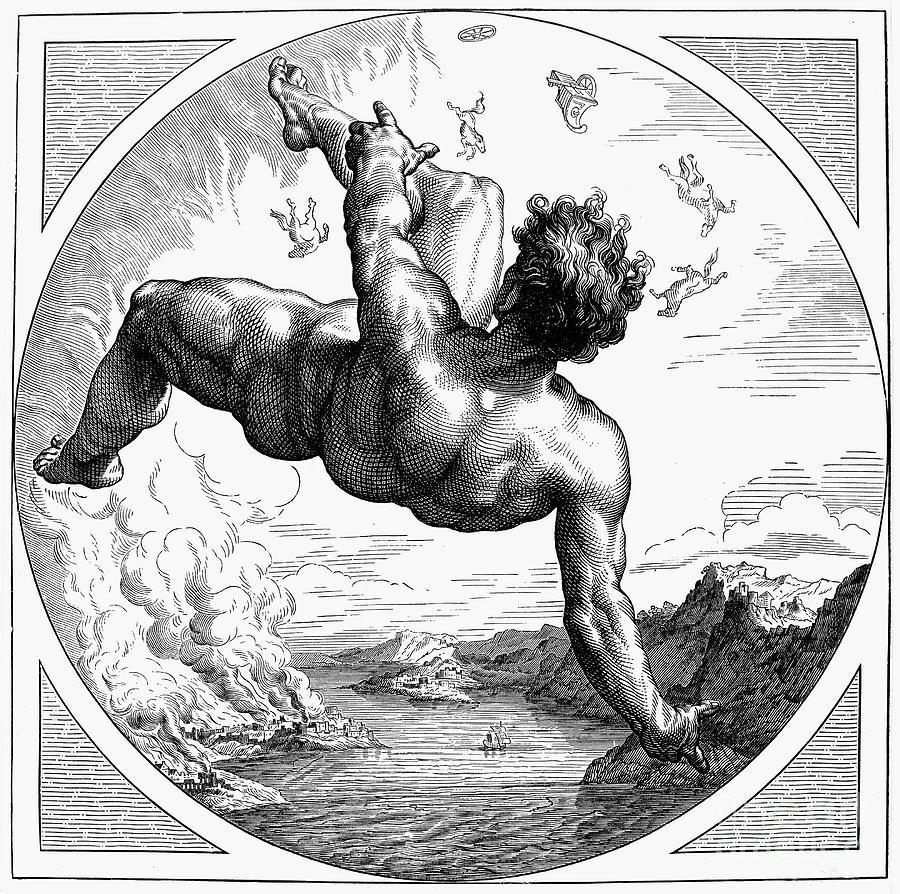 mythology phaeton photograph by granger