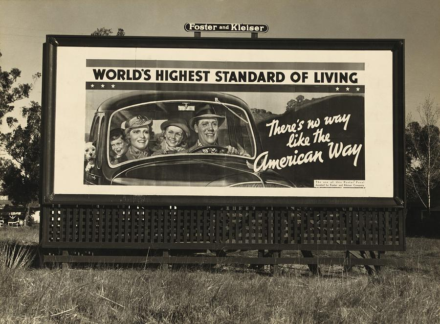 History Photograph - National Association Of Manufacturers by Everett