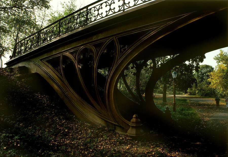 1980s Photograph - New York City, Central Parks Gothic by Everett