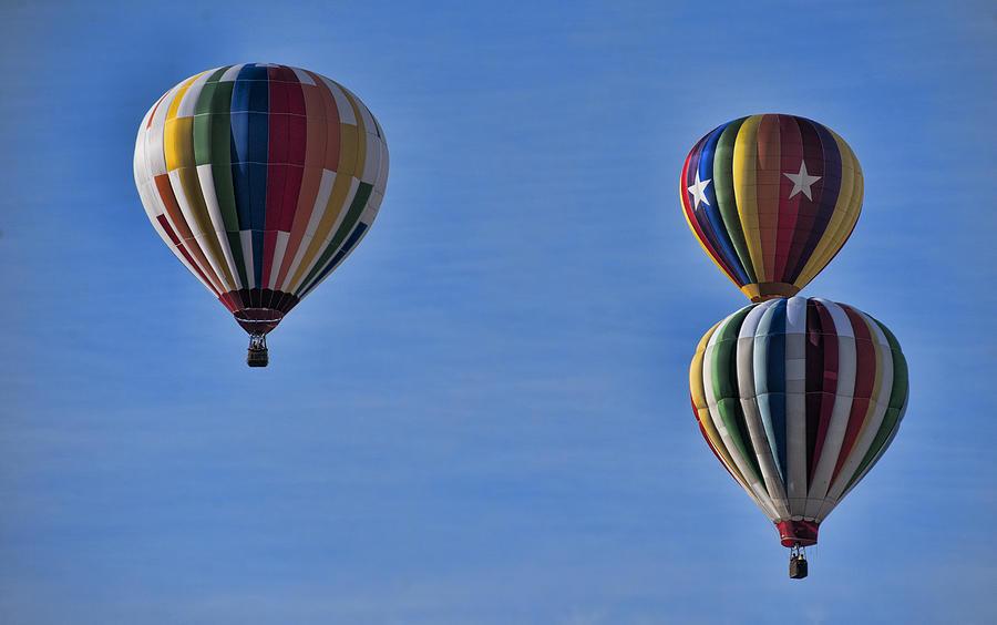 New York Photograph - New York State Festival Of Balloons by Joe Granita