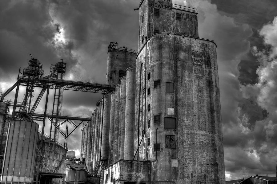 Old factory photograph by david paul murray for Photographs for sale online