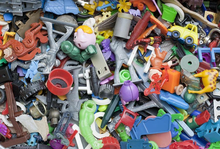 Brocken Used Toys : Broken toys kid