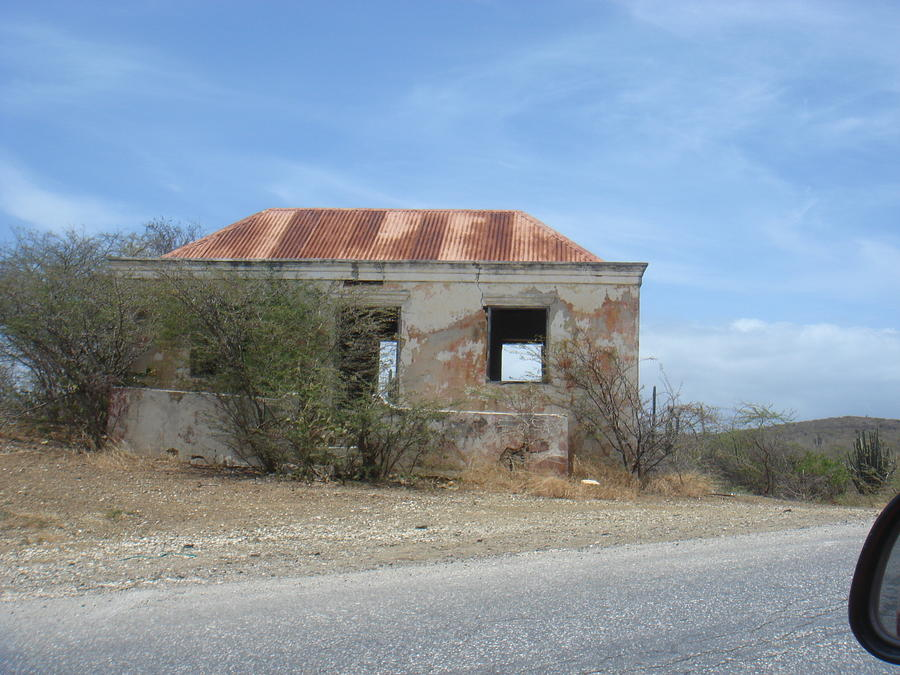 Old House Photograph - Old House by Marlon Scoop