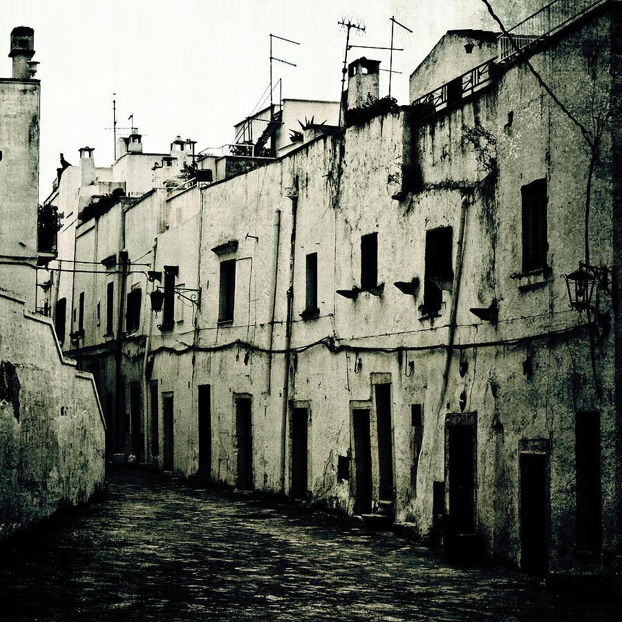House Photograph - Ostuni - Apulia by Joana Kruse