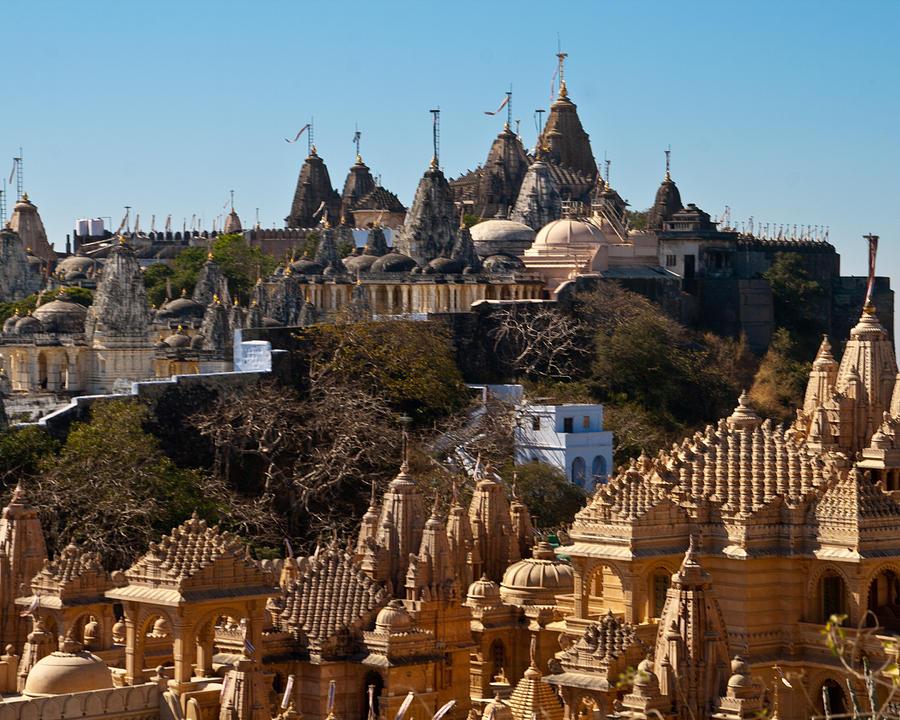 Palitana Jain Temple Complex