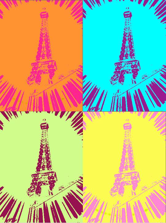 Paris In Vegas Digital Art by Amber Hennessey