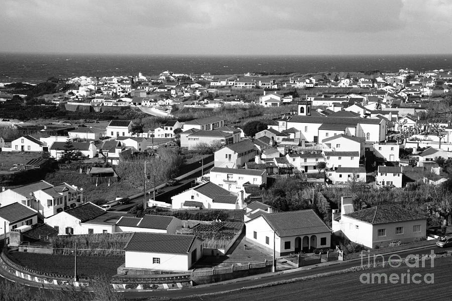 Azores Photograph - Parish In The Azores by Gaspar Avila
