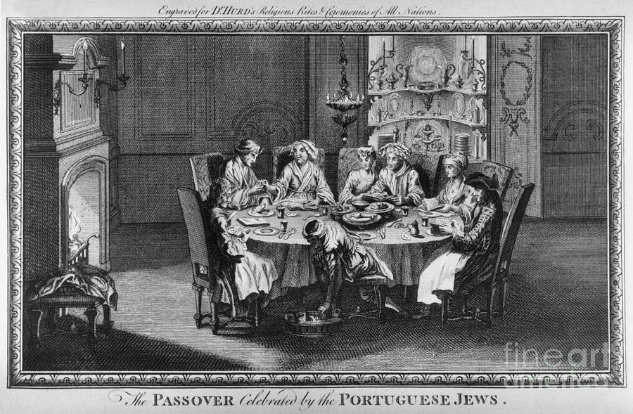 Image result for seder 18th century