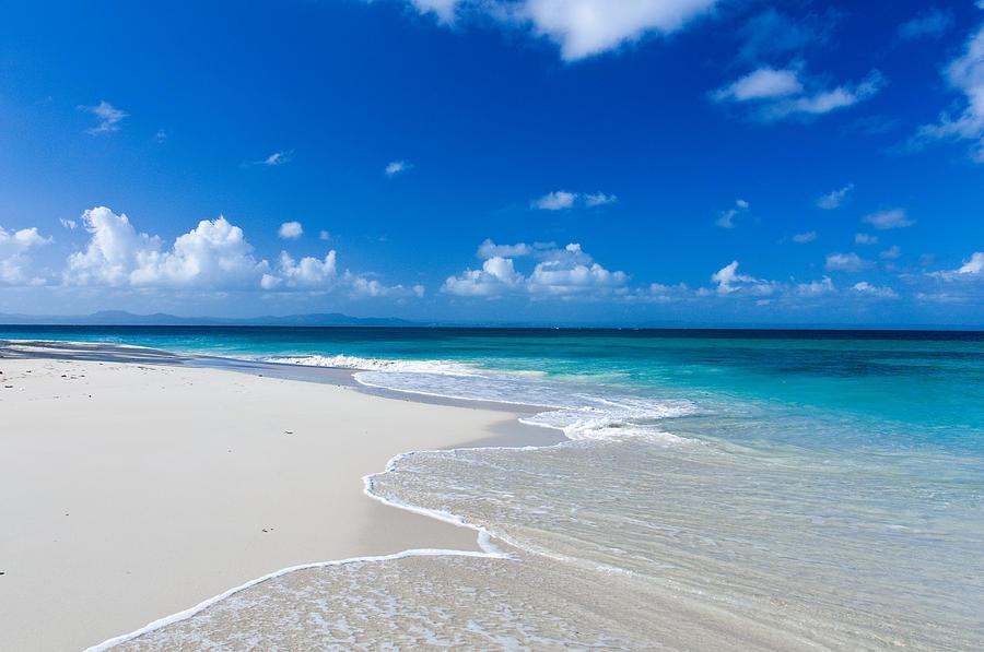 Perfect Beach Photograph By Francois Gagnon