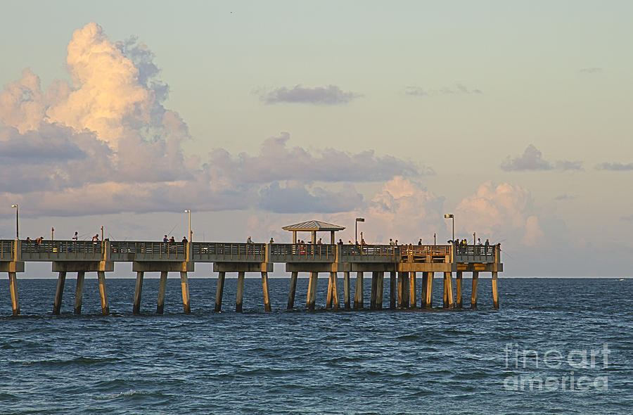 Pier Photograph - Pier by Blink Images