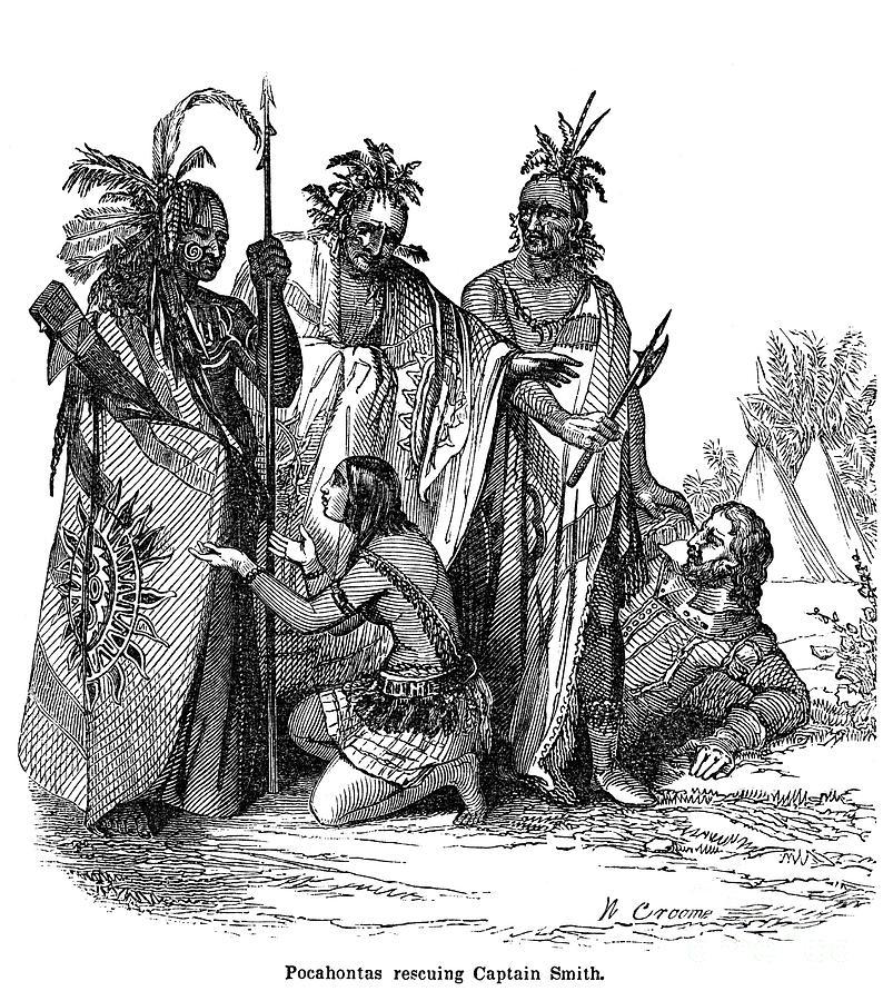 american history pocahontas essay