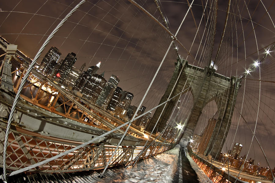 Brooklyn Photograph - Power Of Perspective by Joshua Ball