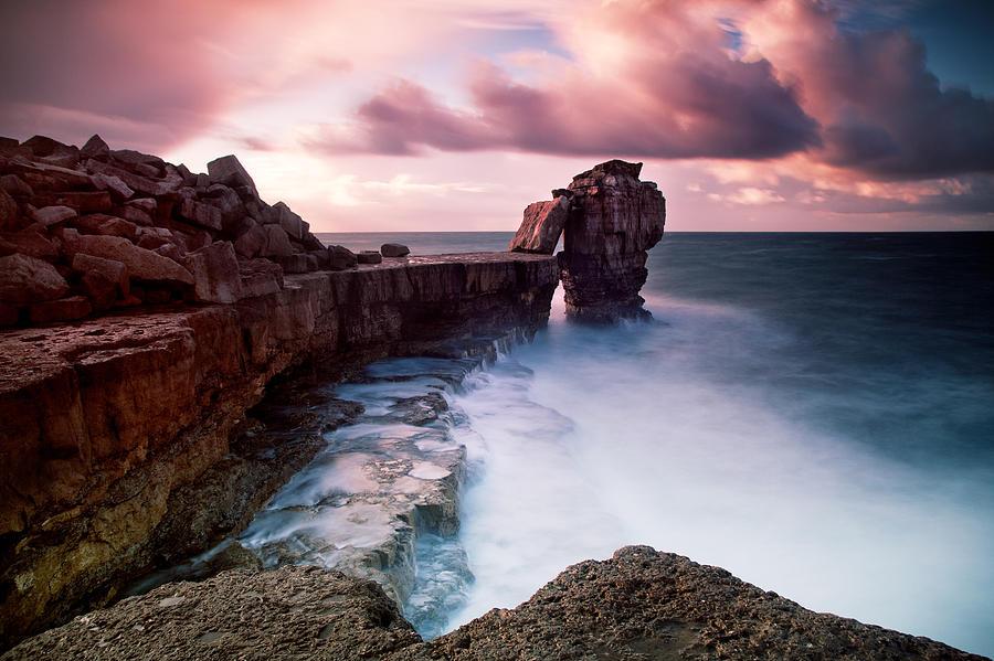 Pulpit Photograph - Pulpit Rock by Nina Papiorek