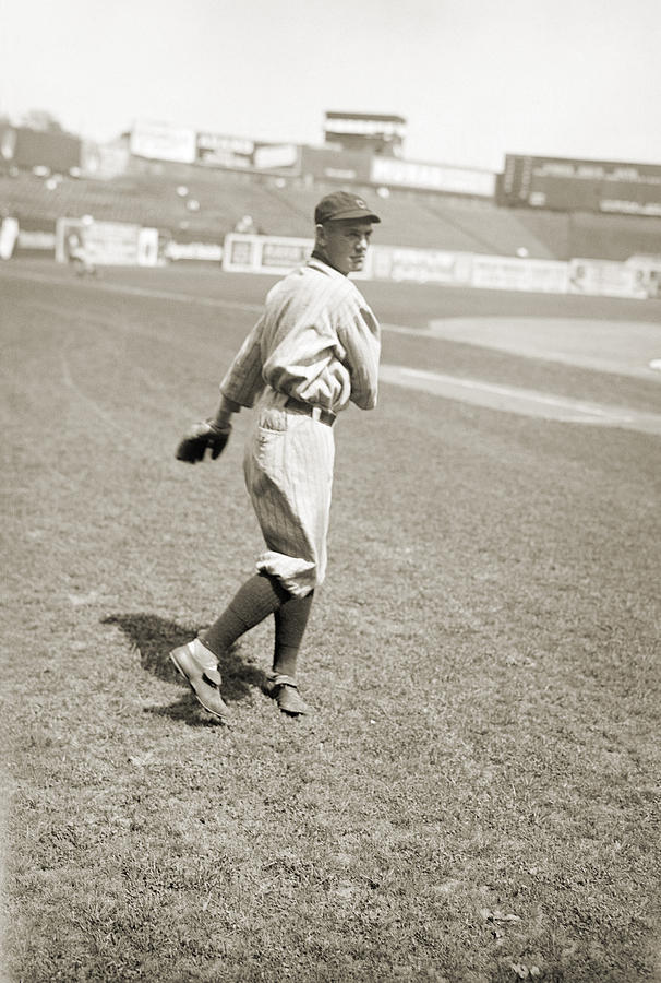 1919 Photograph - Raymond Johnson Chapman by Granger