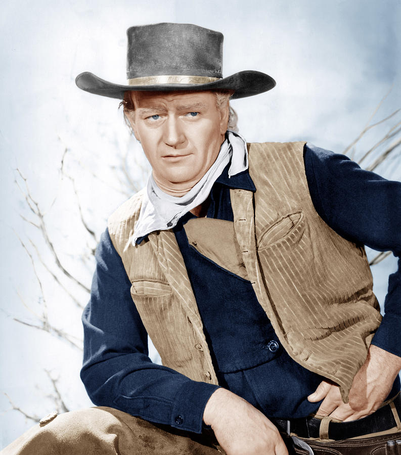 Red River John Wayne 1948 Photograph By Everett