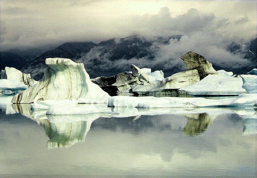 Alaska Photograph - Reflect by Donna Spadola