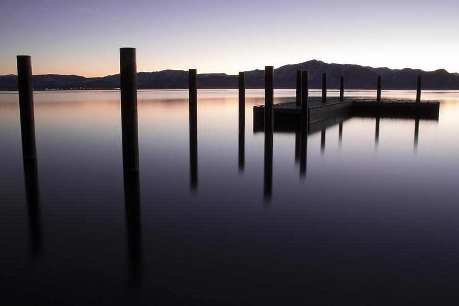 Lake Tahoe Photograph - Reflective Thoughts by Brad Scott