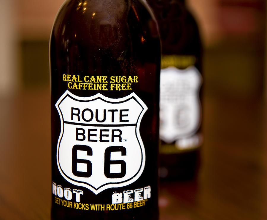 Atlanta Photograph - Root Beer by Malania Hammer