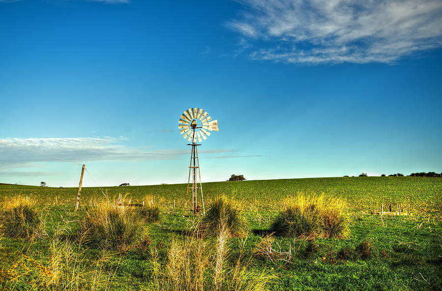 Australia Photograph - Rural Australia by Imagevixen Photography