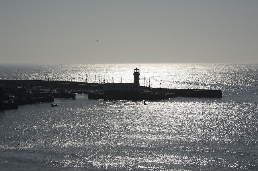 Scarborough Photograph - Scarborough Bay by Svetlana Sewell