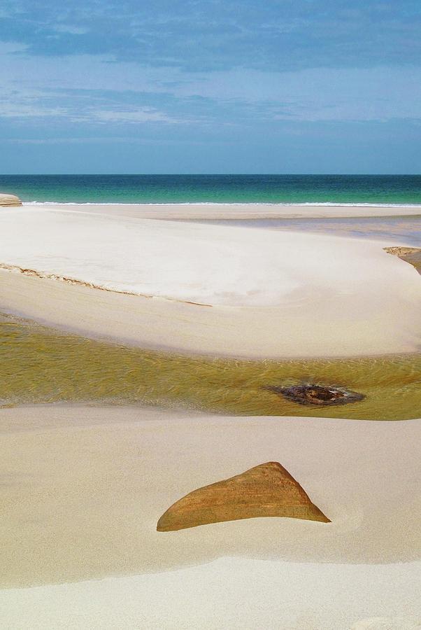 Seascape Isle of Barra by John McKinlay