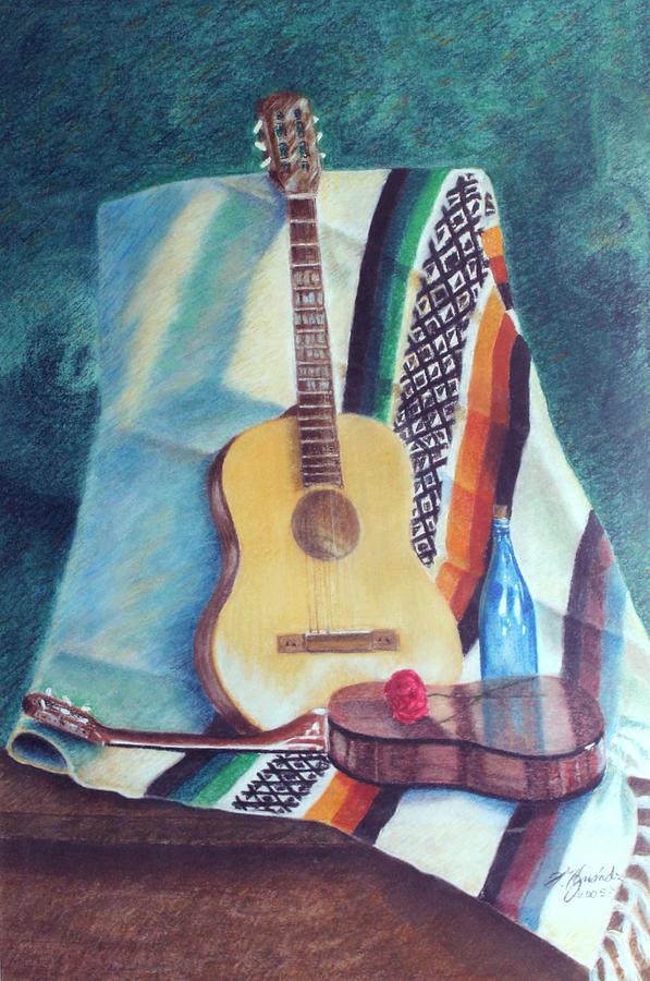 Mexicana Pastel - Serenata Mexicana by Fernando A Hernandez