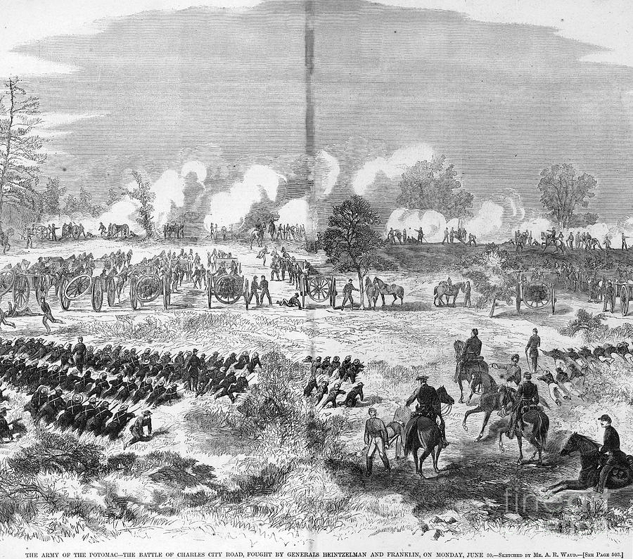 seven days battle essays Introduction the years preceding the 1850s in the united states can be considered as a period of contrasts but the one area where this contrast was most visible was.
